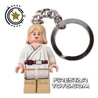 Product shot LEGO Key Chain - Star Wars - Luke Skywalker