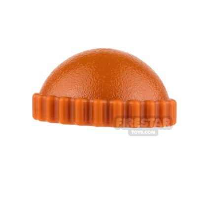 Product shot LEGO - Knitted Cap - Dark Orange