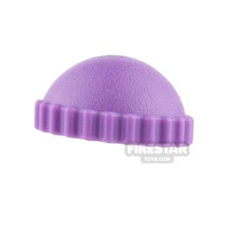 Product shot LEGO - Knitted Cap - Medium Lavender
