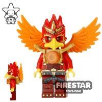 Product shot LEGO Legends of Chima Mini Figure - Fluminox