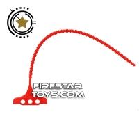 Product shot LEGO - Legends of Chima Rip Cord - Red