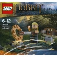 Product shot LEGO Lord of the Rings 30215 - Legolas Greenleaf