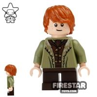 Product shot LEGO Lord of the Rings Minifigure Bain Son of Bard