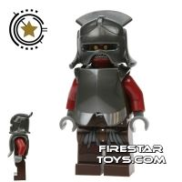 Product shot LEGO Lord of the Rings Mini Figure - Uruk-Hai with Armour