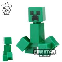 Product shot LEGO Minecraft Mini Figure - Creeper