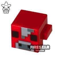 Product shot LEGO Minecraft Mini Figure - Minecraft Mooshroom