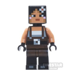 Product shot LEGO Minecraft Mini Figure - Minecraft Skin 2