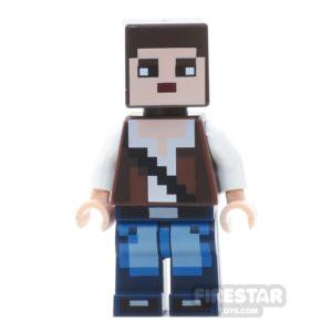 Product shot LEGO Minecraft Mini Figure - Minecraft Skin 3