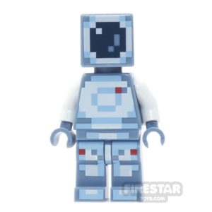 Product shot LEGO Minecraft Mini Figure - Minecraft Skin 4