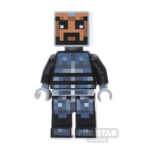 Product shot LEGO Minecraft Mini Figure - Minecraft Skin 5
