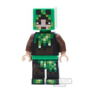 Product shot LEGO Minecraft Mini Figure - Minecraft Skin 6