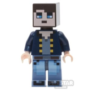 Product shot LEGO Minecraft Mini Figure - Minecraft Skin 8