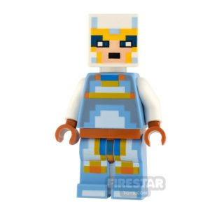 Product shot LEGO Minecraft Minifigure Minecraft Skin 9
