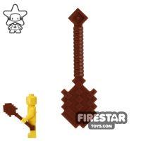 Product shot LEGO Minecraft Shovel