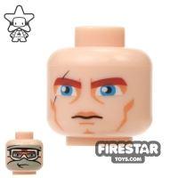 Product shot LEGO Mini Figure Heads - Anakin - Snow Goggles