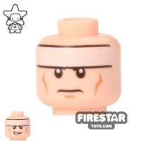 Product shot LEGO Mini Figure Heads - Batman