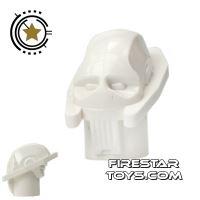 Product shot LEGO Mini Figure Heads - General Grievous Head