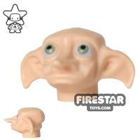 Product shot LEGO Mini Figure Heads - Harry Potter Dobby