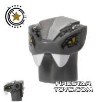 Product shot LEGO Mini Figure Heads - Ninjago Chokun