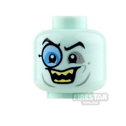 Product shot LEGO Mini Figure Heads - The Penguin - Open Smile