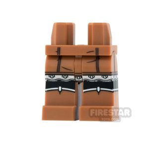 Product shot LEGO Mini Figure Legs - Batman - March Harriet