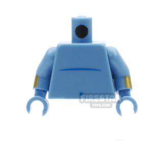 Product shot LEGO Mini Figure Torso - Aladdin Genie