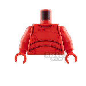 Product shot LEGO Mini Figure Torso - Elite Praetorian Guard