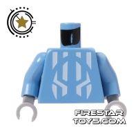 Product shot LEGO Mini Figure Torso - Jayko