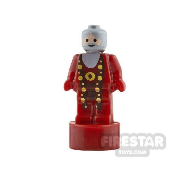 Product shot LEGO - Minifigure Trophy Statuette - Albus Dumbledore