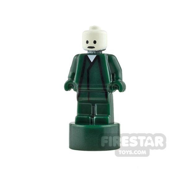 Product shot LEGO - Minifigure Trophy Statuette - Voldemort
