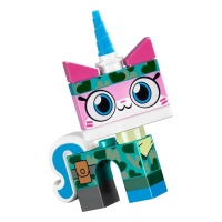 Product shot LEGO Minifigures 41775 Camouflage Unikitty