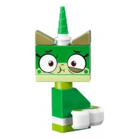 Product shot LEGO Minifigures 41775 Queasy Unikitty