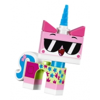 Product shot LEGO Minifigures 41775 Shades Unikitty