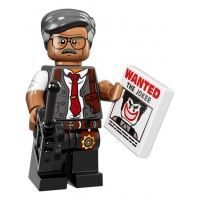 Product shot LEGO Minifigures 71017 - Commissioner Gordon