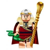 Product shot LEGO Minifigures 71017 - King Tut
