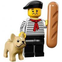 Product shot LEGO Minifigures 71018 - Connoisseur