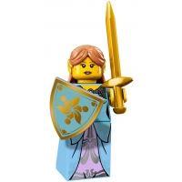Product shot LEGO Minifigures 71018 - Elf Girl