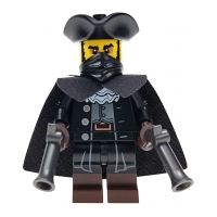 Product shot LEGO Minifigures 71018 - Highwayman