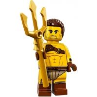 Product shot LEGO Minifigures 71018 - Roman Gladiator