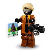 Product shot LEGO Minifigures 71019 - Flashback Garmadon