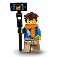 Product shot LEGO Minifigures 71019 - Jay Walker