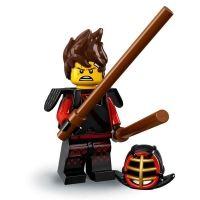 Product shot LEGO Minifigures 71019 - Kai Kendo