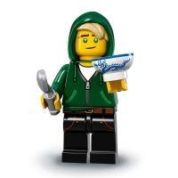 Product shot LEGO Minifigures 71019 - Lloyd Garmadon
