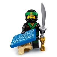 Product shot LEGO Minifigures 71019 - Lloyd