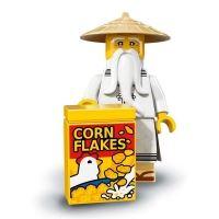 Product shot LEGO Minifigures 71019 - Master Wu