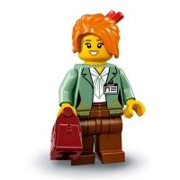 Product shot LEGO Minifigures 71019 - Misako