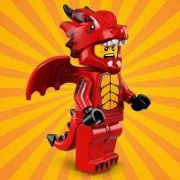 Product shot LEGO Minifigures 71021 Dragon Suit Guy