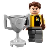 Product shot LEGO Minifigures 71022 Cedric Diggory
