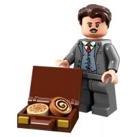 Product shot LEGO Minifigures 71022 Jacob Kowalski