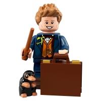 Product shot LEGO Minifigures 71022 Newt Scamander